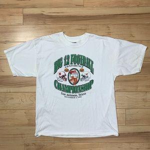 Vintage 1999 Big 12 Championship T-Shirt